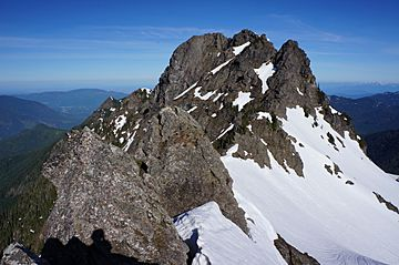 Martin Bravenboer True summit of Church Mountain from the lookout site.jpg