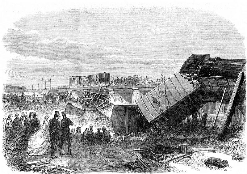 Staplehurst rail crash