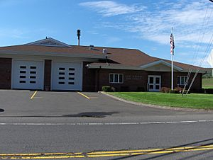West Simsbury Fire Station