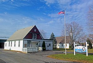 Clermont, NY, town hall
