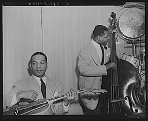 Duke Ellington - Hurricane Ballroom - rhythm section