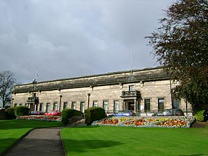 KMAG (Kirkcaldy Museum and Art Gallery)