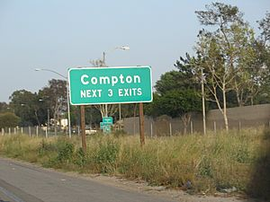Compton sign