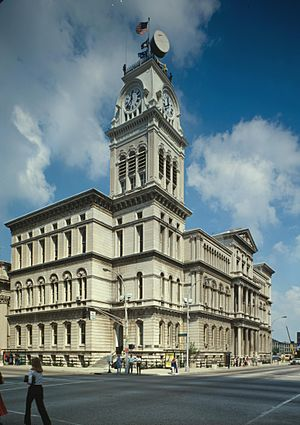 Louisville City Hall, HABS KY-143-9
