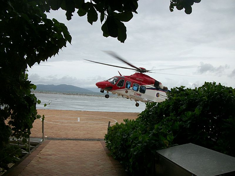 QLD Rescue Helicopter