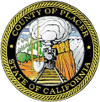 Official seal of Placer County, California