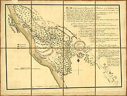 Battle of Barren Hill, 20 May 1778.Miquon includes Barren Hill and the area south of it.