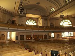 Congregation Beth Elohim interior 1