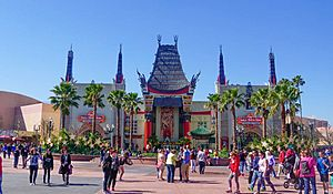 The Great Movie Ride and Chinese Theater at Walt Disney World