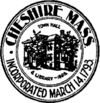 Official seal of Cheshire, Massachusetts