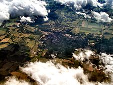 Connersville-indiana-from-above