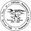 Official seal of Conway, Massachusetts