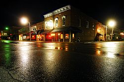Russellville Downtown Historic District, 2009