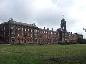 Former workhouse in Fulwood, Preston - geograph.org.uk - 1723259