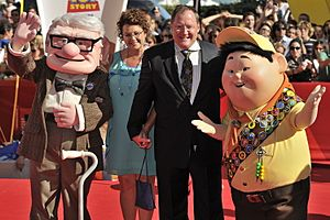 John Lasseter-Up-66th Mostra