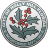 Official seal of Holly Hill, Florida
