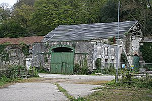 The Perran Foundry - geograph.org.uk - 160892