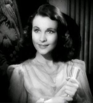 Vivien Leigh in Waterloo Bridge trailer b