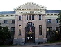Free Library Port Jervis
