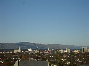 Palmerston north city