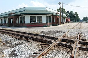 Crossroads Depot Corinth MS