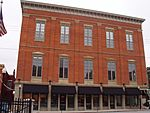 Odd Fellows Hall Restored