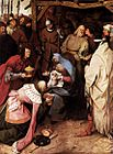 Pieter Bruegel the Elder - The Adoration of the Kings - WGA3461