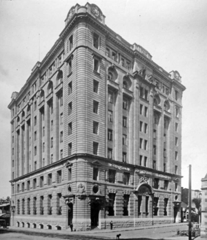 Queensland State Archives 512 Family Services Building George Street Brisbane c 1922