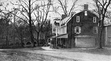 Red Lion Tavern 1915