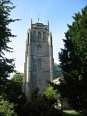 St Peter and Paul shepton mallet 11-07-03