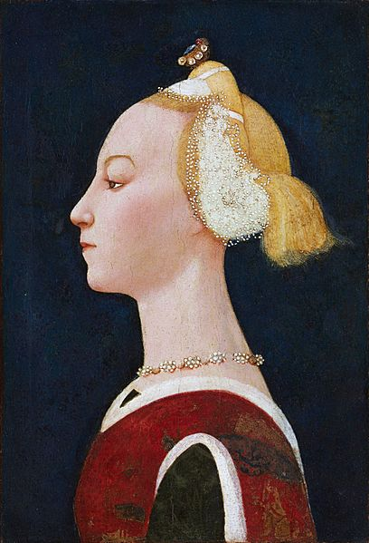 Uccello Portrait of a Lady MET