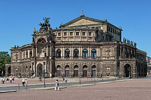 Dresden - Semperoper - 2013