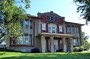 Garfield School - Lewiston Idaho