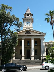 WollongongCourtHouse