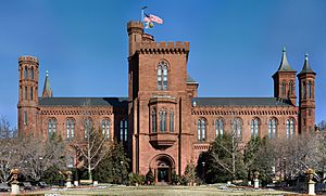 Smithsonian Building NR