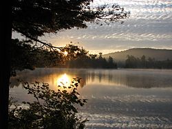 Cranberry Lake, Black Duck Hole