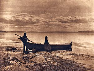 Edward S. Curtis Collection People 047