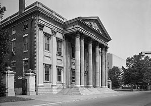 First national bank US HABS