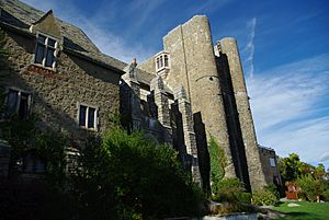 Hammond castle back