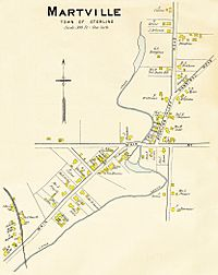 Martville-New-York-1904-map
