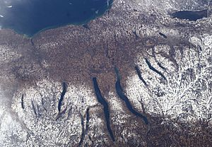 New York's Finger Lakes