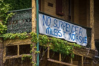 No Surrender - Save the Miller's Point Community (2)