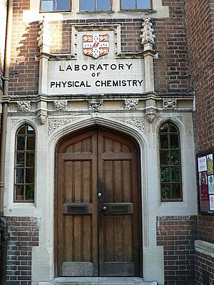 Old Laboratory of Physical Chemistry - geograph.org.uk - 631833