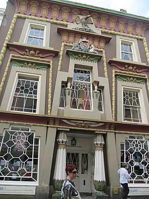 Penzance, Egyptian house