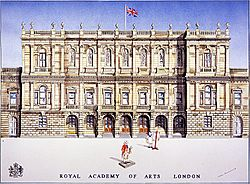 Royal Academy Simon Fieldhouse