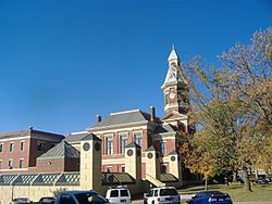 Graves County Courthouse (2008)