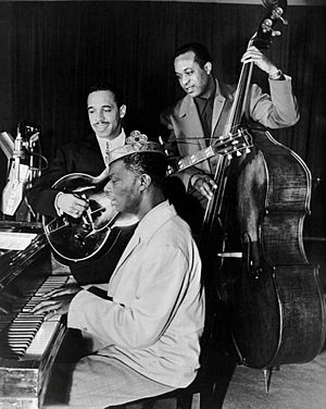 Nat King Cole Oscar Moore Johnny Miller King Cole Trio 1947