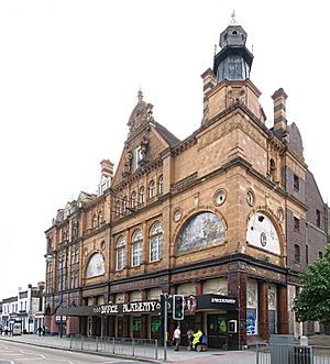 New Palace Theatre Plymouth