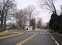 Mount Lucas and Laurel Roads in Princeton North