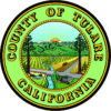 Official seal of Tulare County, California